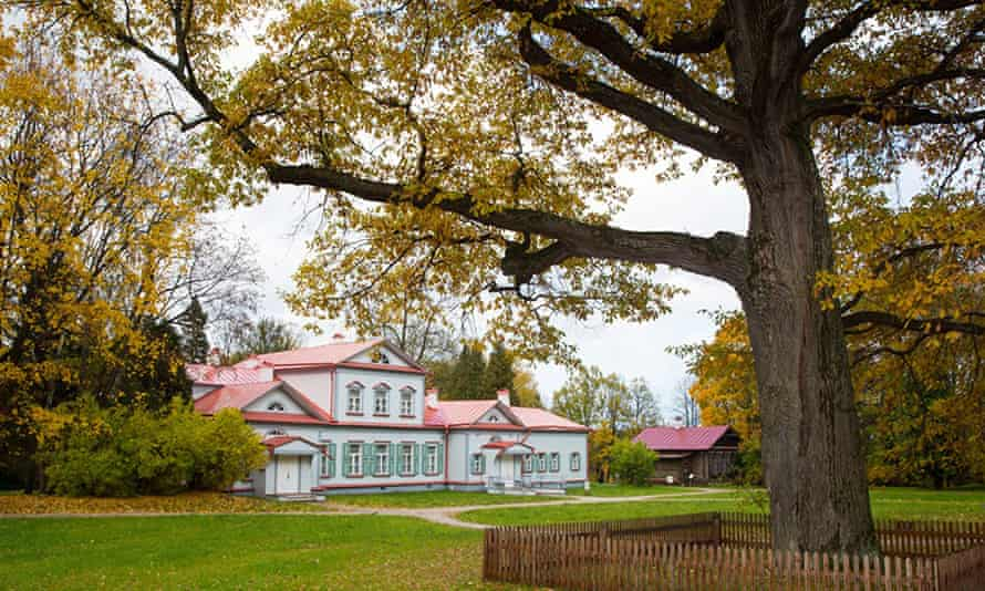 The Abramtsevo Oak.