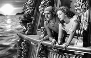 Sailing the seven seas with Tyrone Power in The Black Swan, 1942
