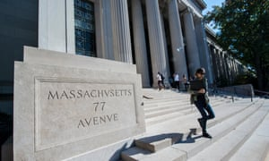 Massachusetts Institute of Technology came 5th in last year's ranking.