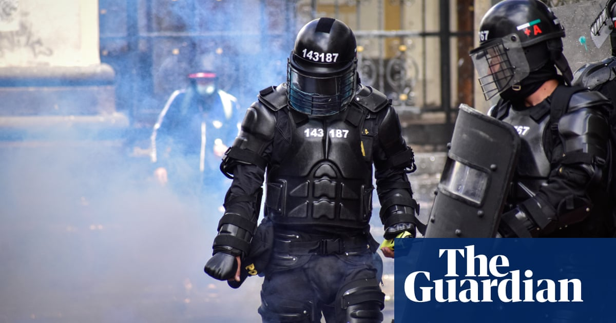 Colombia enters second week of violent unrest as police crack down on protests
