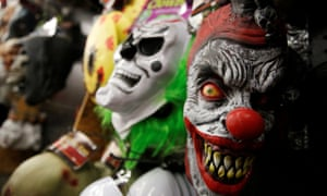 The creepy clown craze all started in Greenville.