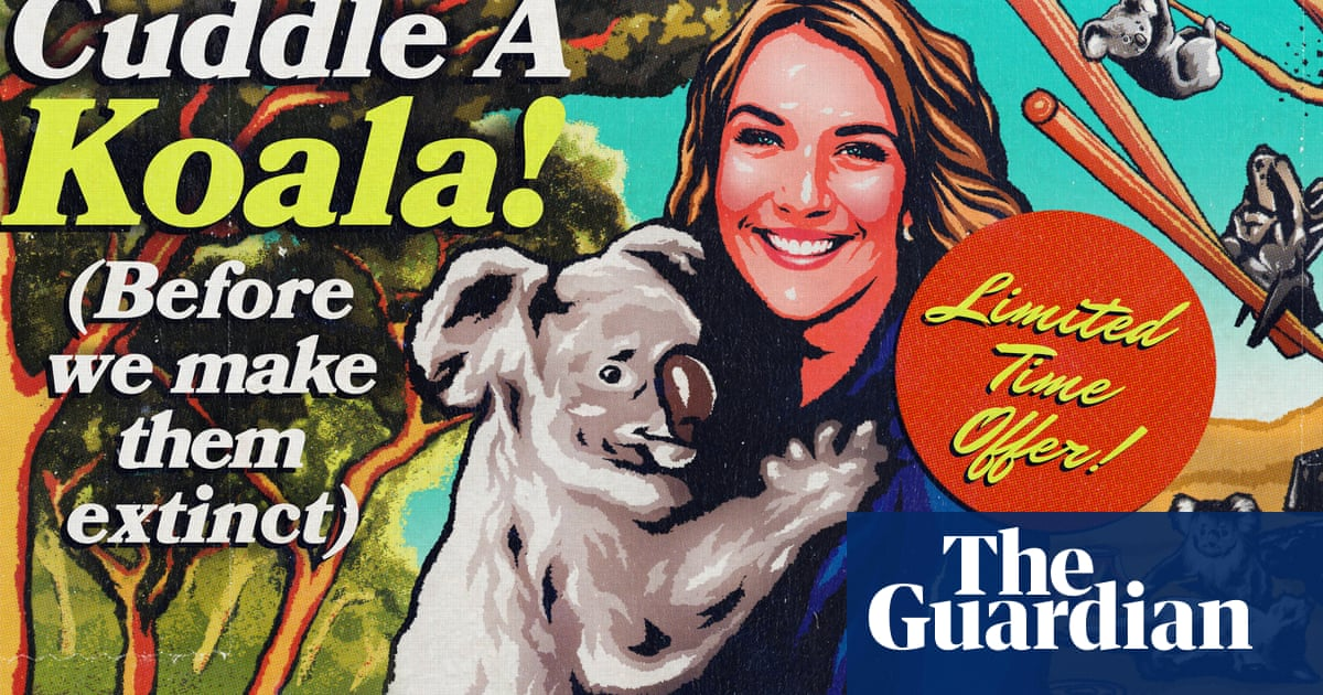 Comedian's 'subversive' billboards attacking Australia's climate policy to feature in New York's Times Square