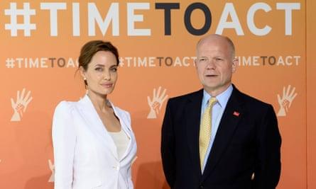 Hague hails 'tremendous start' to sexual violence scheme set up ...