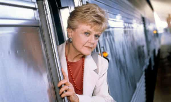 Angela Lansbury, George Lansbury's granddaughter and star of Murder, She Wrote.