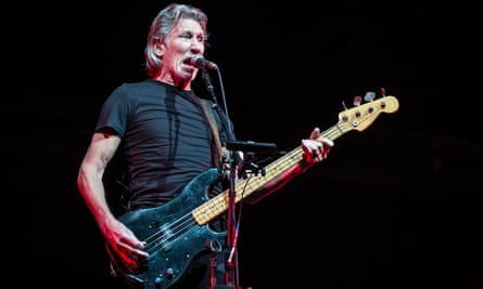 Roger Waters: 'You state the big lie often enough and people will believe it. Who said that? Joseph Goebbels
