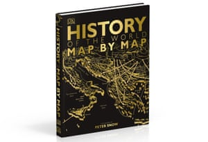 History of the World Map by Map cover