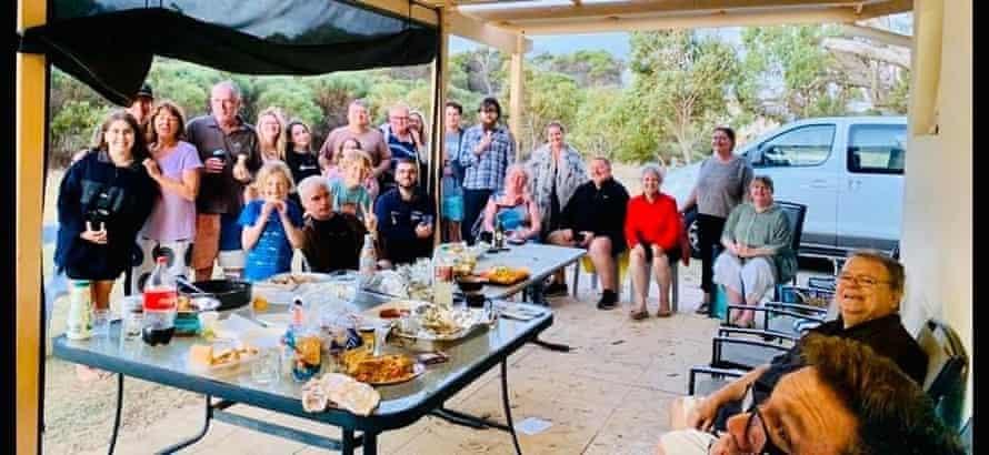 A Shea family picnic