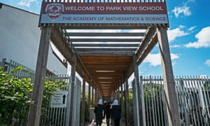 Park View secondary school was one of the schools involved in the Trojan horse controversy in Birmingham.