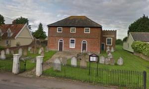 North Lopham chapel