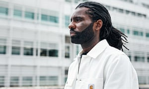 Rapper Wretch 32, whose 62-year-old father was Tasered by the Metropolitan police.