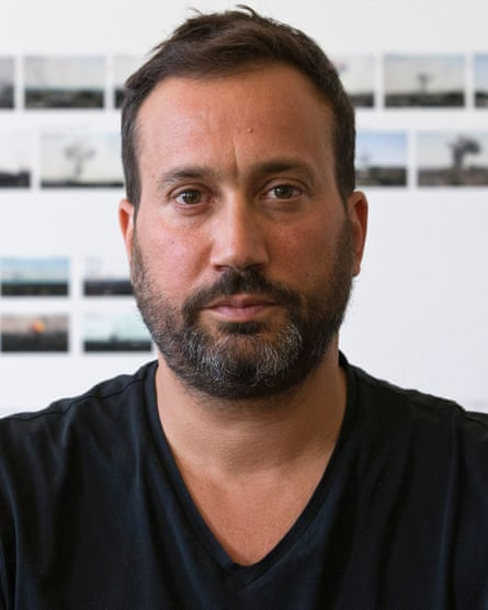 Forensic Architecture founder and director Eyal Weizman.