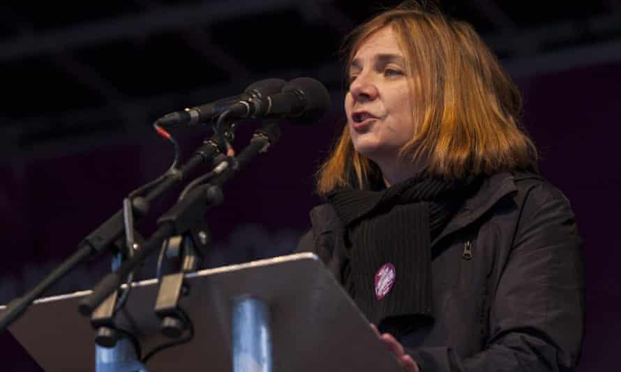 Sally Hunt, UCU general secretary