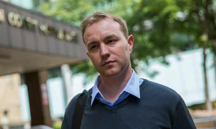 Former trader Tom Hayes leaves Southwark crown court