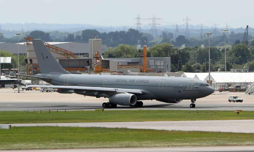 The RAF Voyager