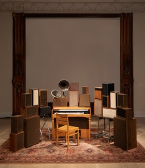 Janet Cardiff and George Bures Miller – The Poetry Machine.