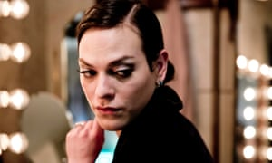 Daniela Vega in the film A Fantastic Woman, praised by Glaad for inclusion.