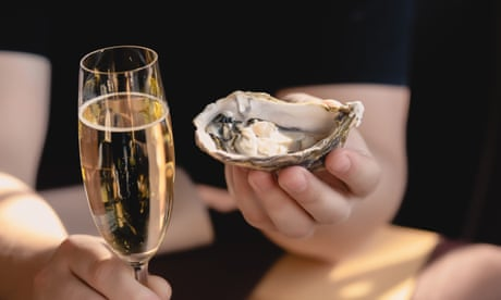 Champagne and oyster habit hitting your pocket? Now you can blame science