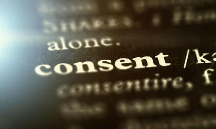 Word consent
