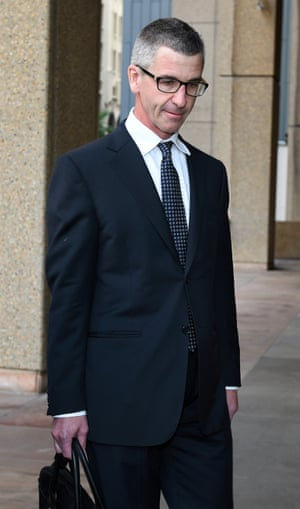The Sydney Morning Herald's editor-in-chief, Darren Goodsir