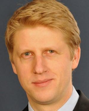 Universities minister Jo Johnson.