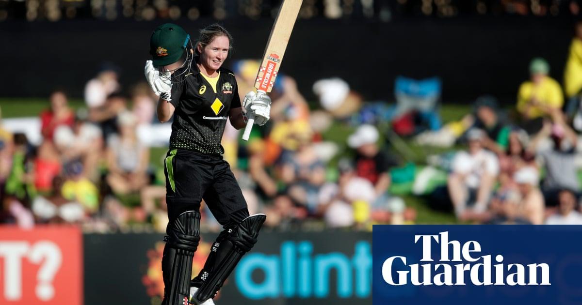 Australia down Sri Lanka in T20 run-fest