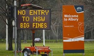 Signs in Albury-Wodonga