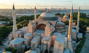 Hagia Sophia in Istanbul is to be turned back into a mosque.