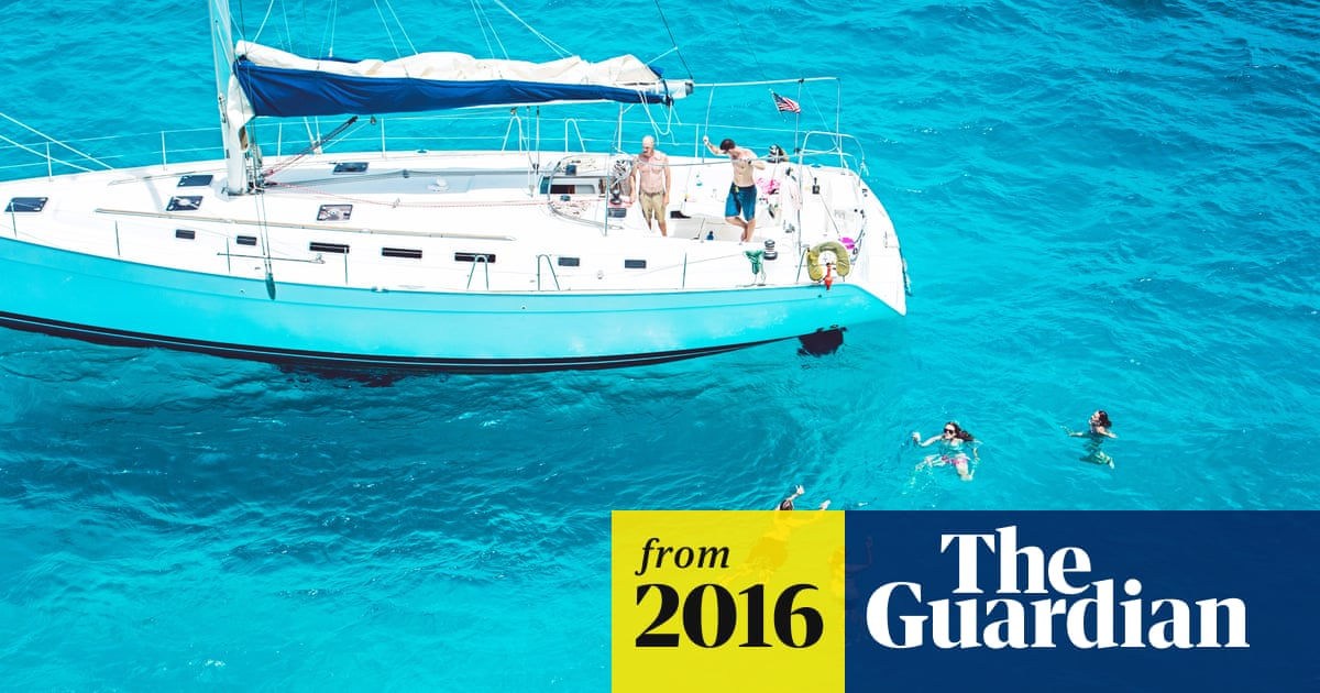 Glamorous yachting on the cheap, using a new trip-sharing website