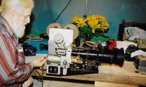 Bob Bura's company Stop Motion invented and modified new technologies.