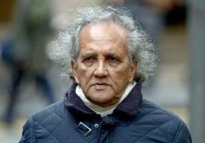 Aravindan Balakrishnan during the court case in November 2015.