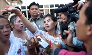 Uncomfortable truths … A Cambodian Spring.