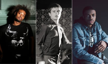 Danny Brown, Ian Curtis and Vince Staples: reaching out across the genres.