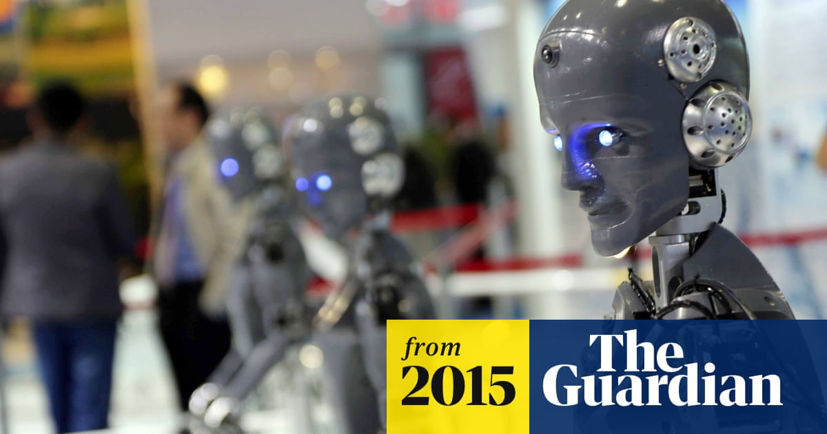 ce9a7d0c04 Robot revolution  rise of  thinking  machines could exacerbate inequality