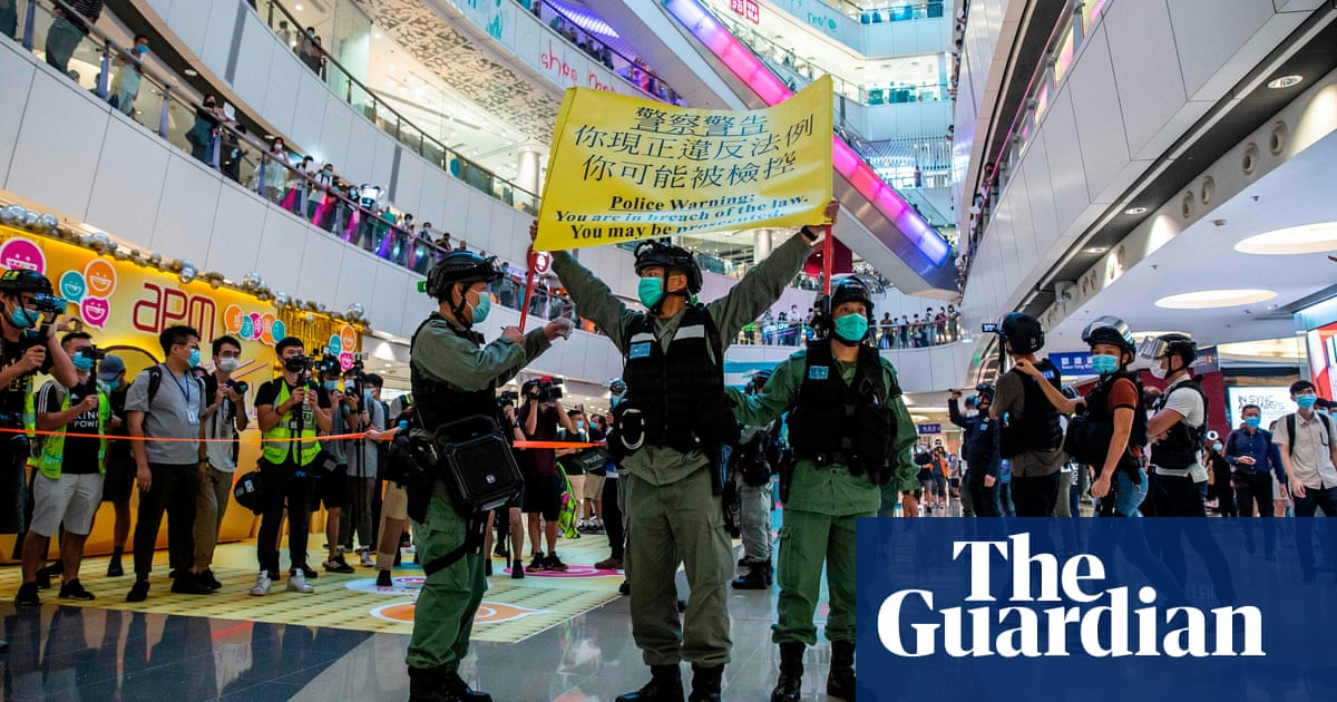 New York Times moves staff out of Hong Kong amid press freedom fears - The Guardian