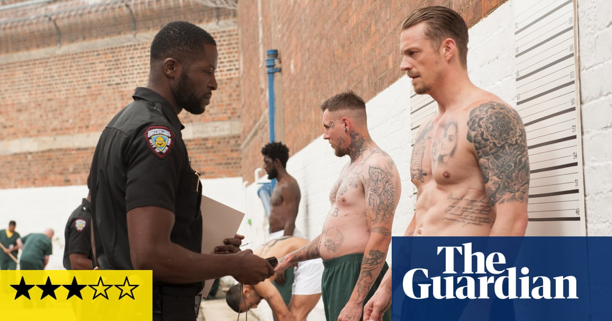 The Informer review – gripping tale of brawn and bloodshed behind bars
