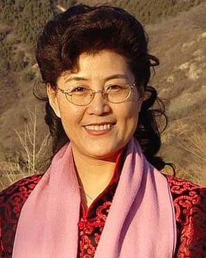 Cai Xia.