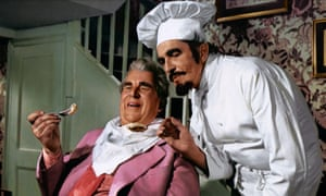 Robert Morley and Vincent Price in Theatre of Blood