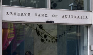 The Reserve Bank of Australia building