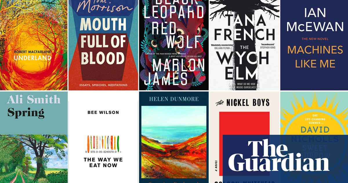 2019 in books: what you'll be reading this year   Books