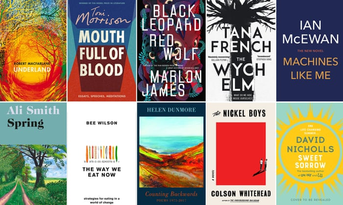 2019 in books: what you'll be reading this year | Books