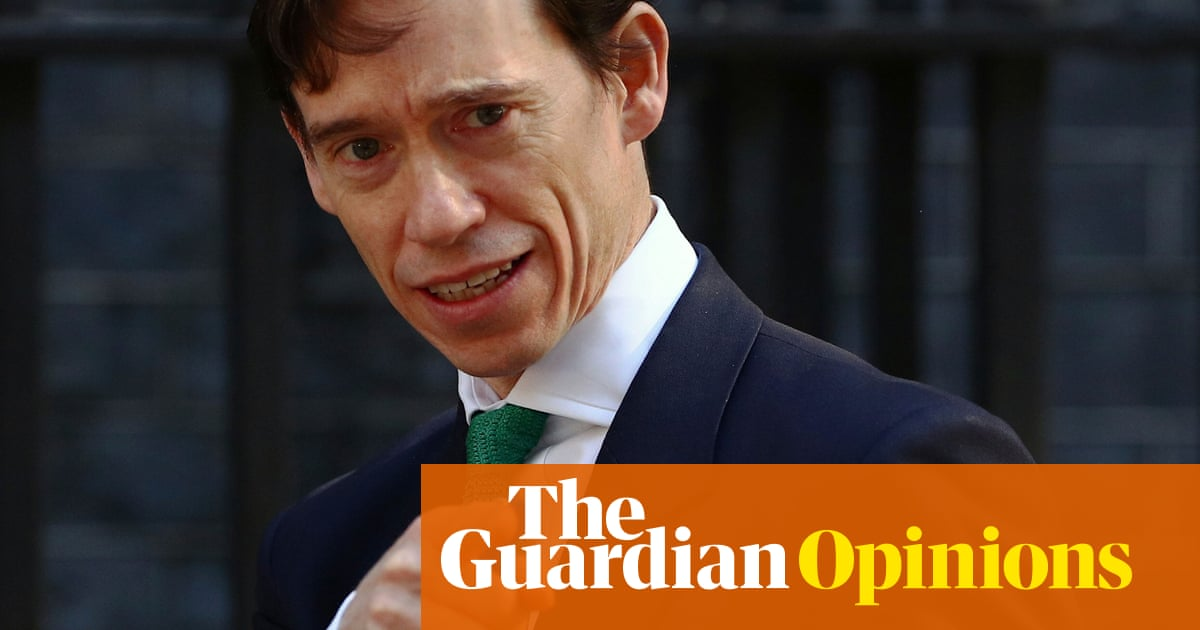 Rory Stewart seems to have forgotten it's the Tories he wants to