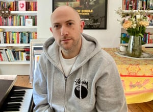 Dan Savidge bought a keyboard and found a teacher in Australia in lockdown