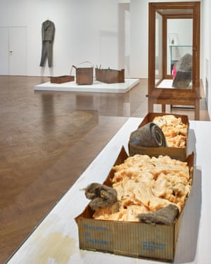 Joseph Beuys Utopia at the Stag Monuments Galerie Thaddaeus Ropac, London