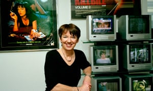 Airey in 2006 when she was Sky's managing director of channels and services.