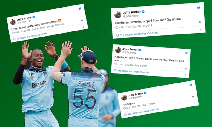 How Jofra Archer's tweets foretold England's Cricket World