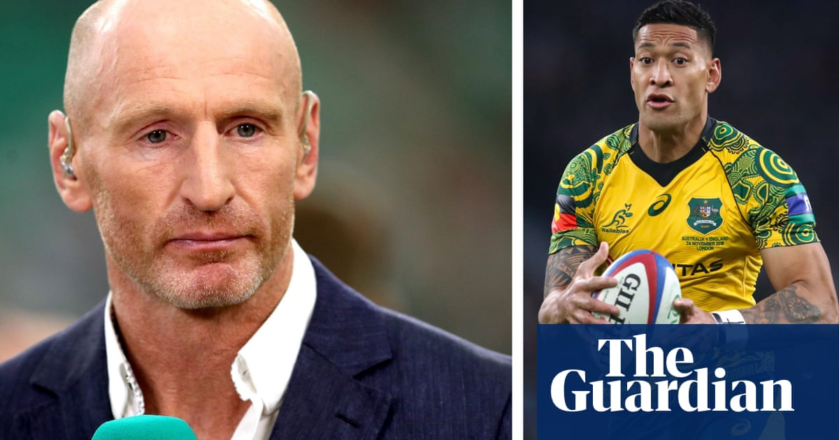 'I will never watch him': Gareth Thomas hits out at Catalans signing Israel Folau