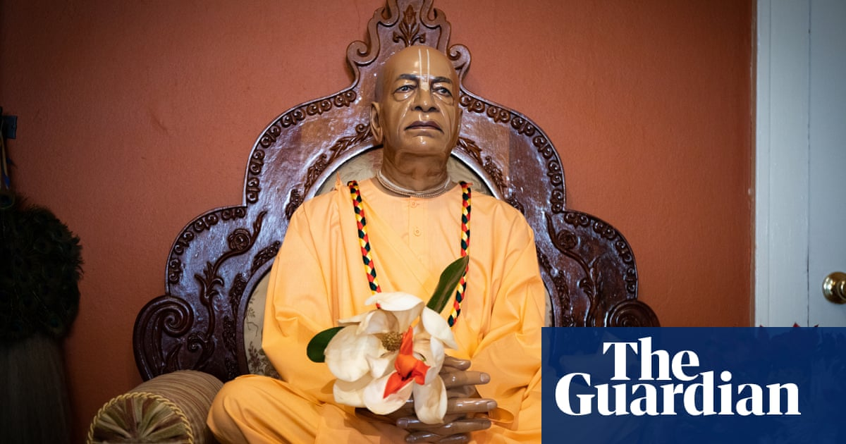 It's latent misogyny': Hare Krishnas divided over whether to