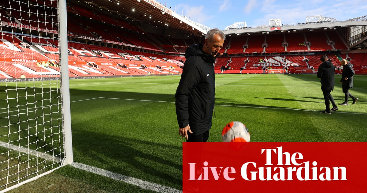 Manchester United v Watford, Wolves v Norwich: clockwatch – live! - the guardian