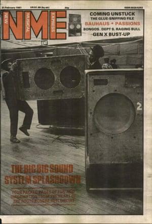 Reggae sound systems