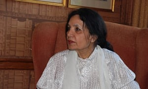 Razia Mir gained a master's degree in immunology at Glasgow University